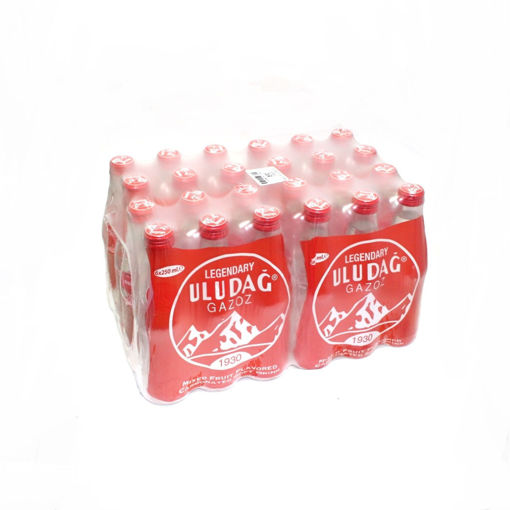 Picture of Uludag Carbonated Drink 24X250ml