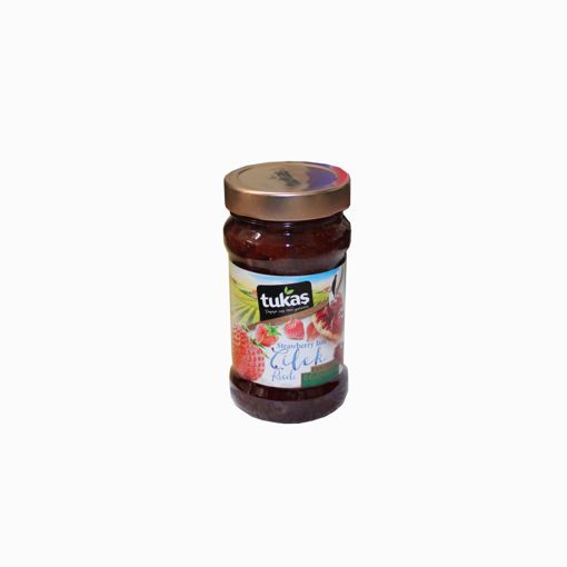 Picture of Tukas Strawberry Jam 380Gr