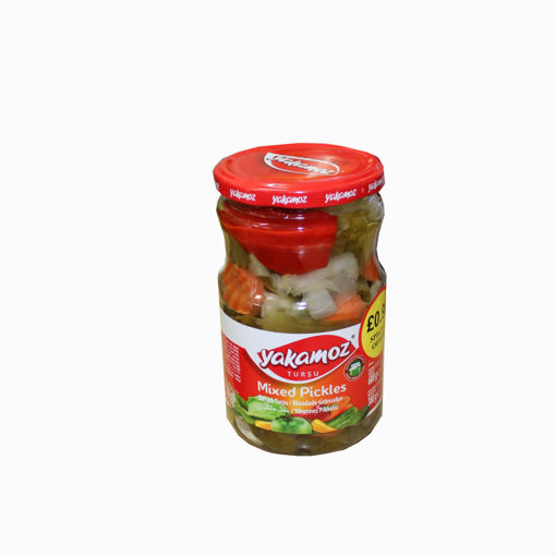 Picture of Yakamoz Mixed Vegetable Pickles 680G