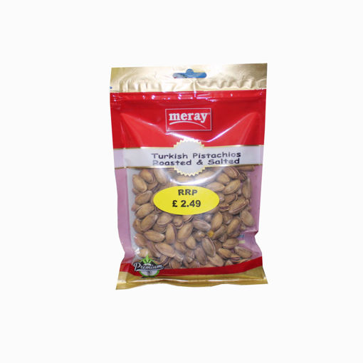 Picture of Meray Turkish Roasted & Salted Pistachio 150G