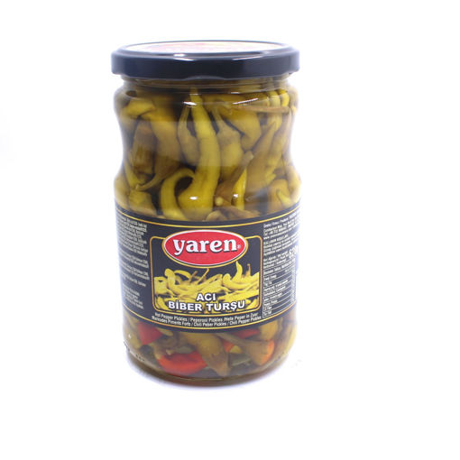 Picture of Yaren Hot Pepper Pickles 620G