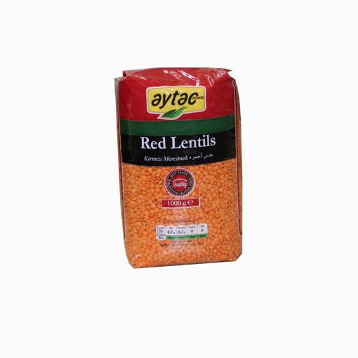 Picture of Aytac Red Lentils 1Kg