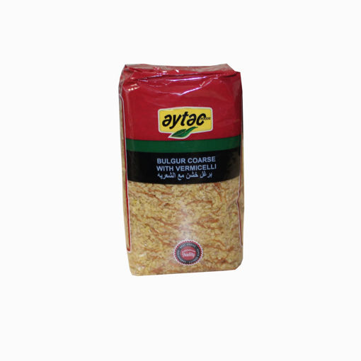 Picture of Aytac Coarse Bulgur With Vermicelli 1Kg
