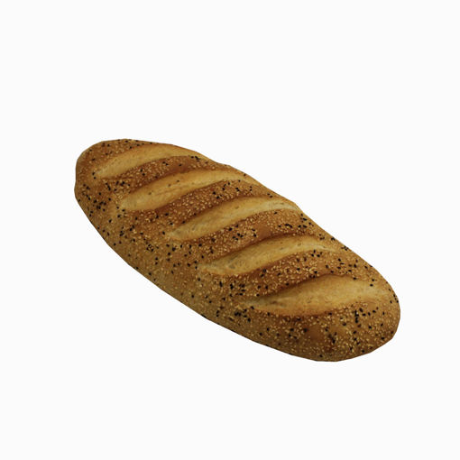 Picture of Bloomer Seeded Large Bread