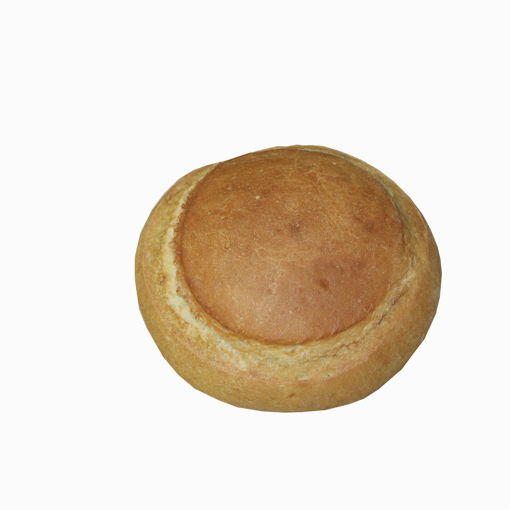 Picture of Round Plain Large Bread