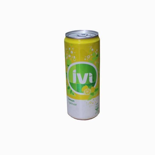 Picture of Ivi Lemon Fizzy Drink 330Ml