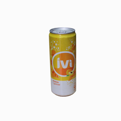 Picture of Ivi Apricot Fizzy Drink 330Ml
