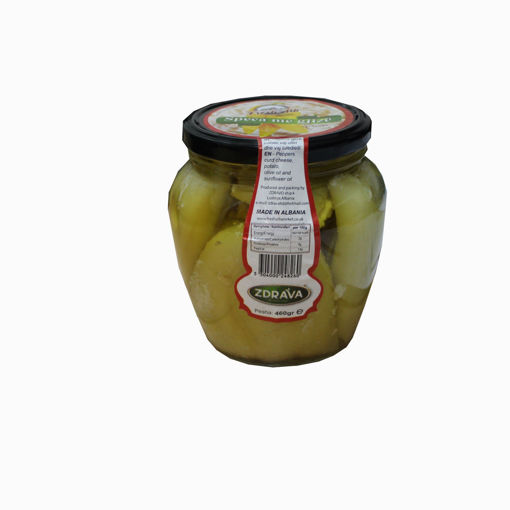 Picture of Fresh Alb Filled Peppers With Cheese 460G