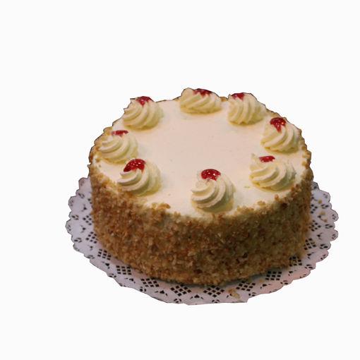 Picture of 8'' Fresh Cream Gateau Cake