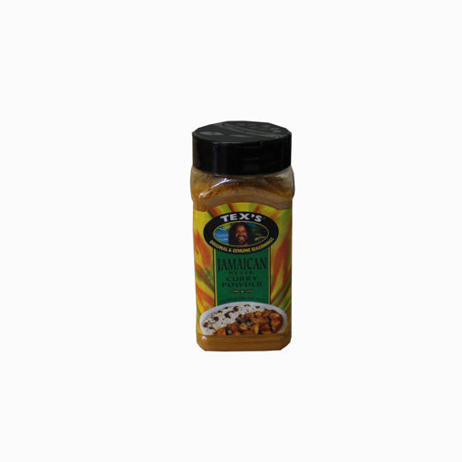 Picture of Tex's Jamaican Curry Powder 250G